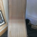 English Walnut Binding