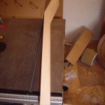 Completed Scarf Joint